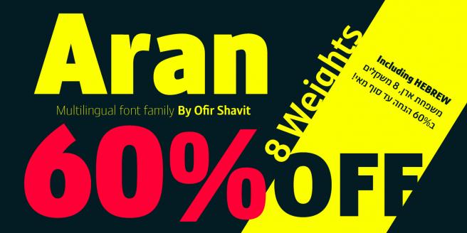 OS Aran Poster