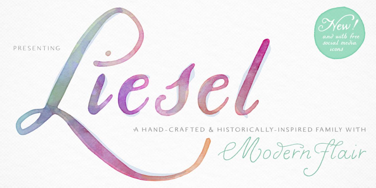 Liesel Poster