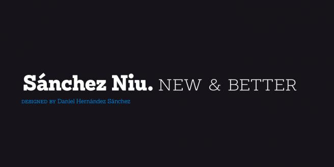 Sanchez Niu Poster