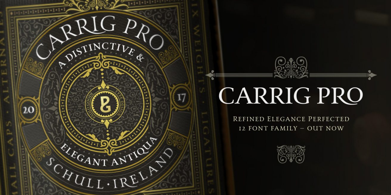 Carrig Pro Poster