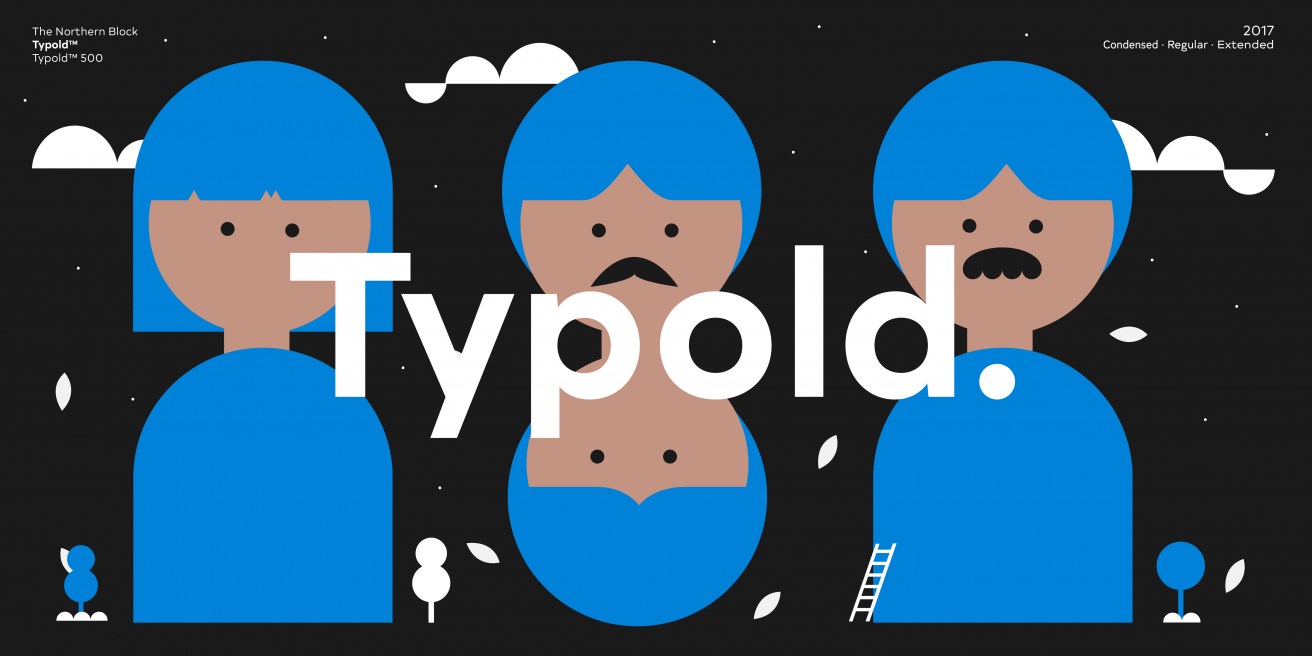 Typold Poster