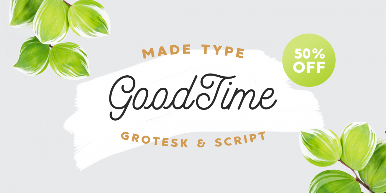 MADE GoodTime Poster