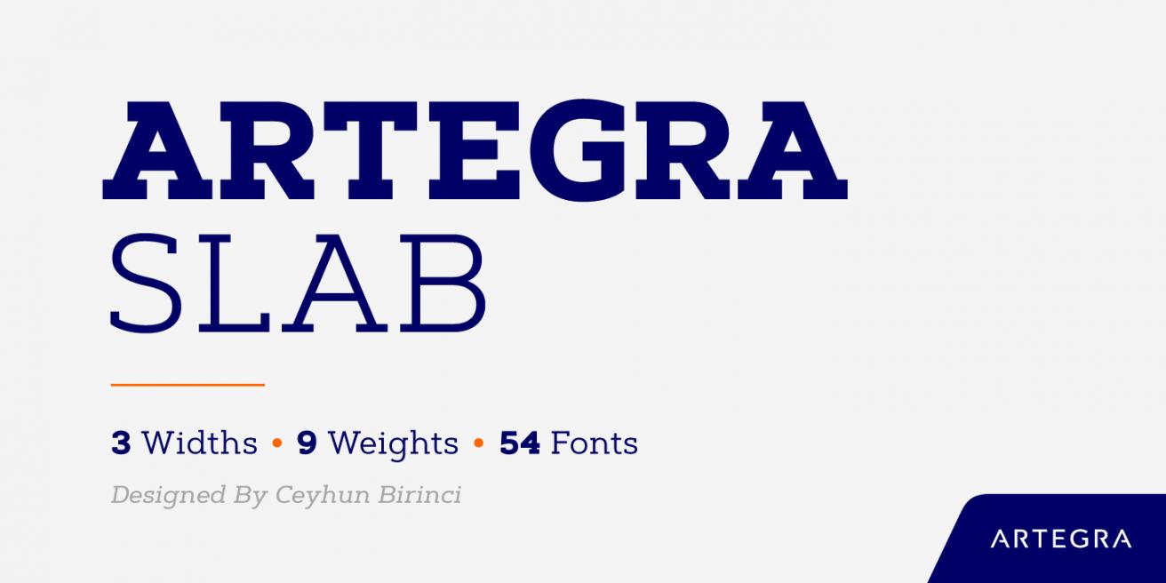 Artegra Slab Poster
