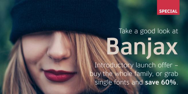 Banjax Poster