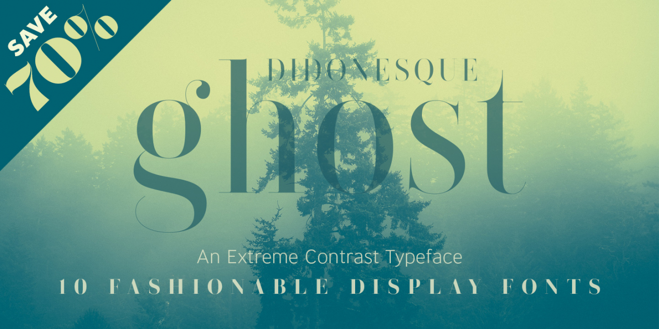 Didonesque Ghost Poster