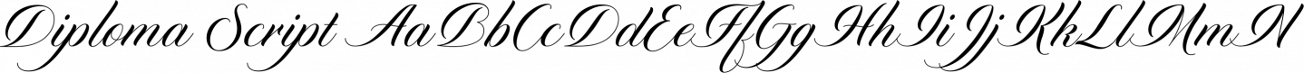 Diploma Script Sample Text