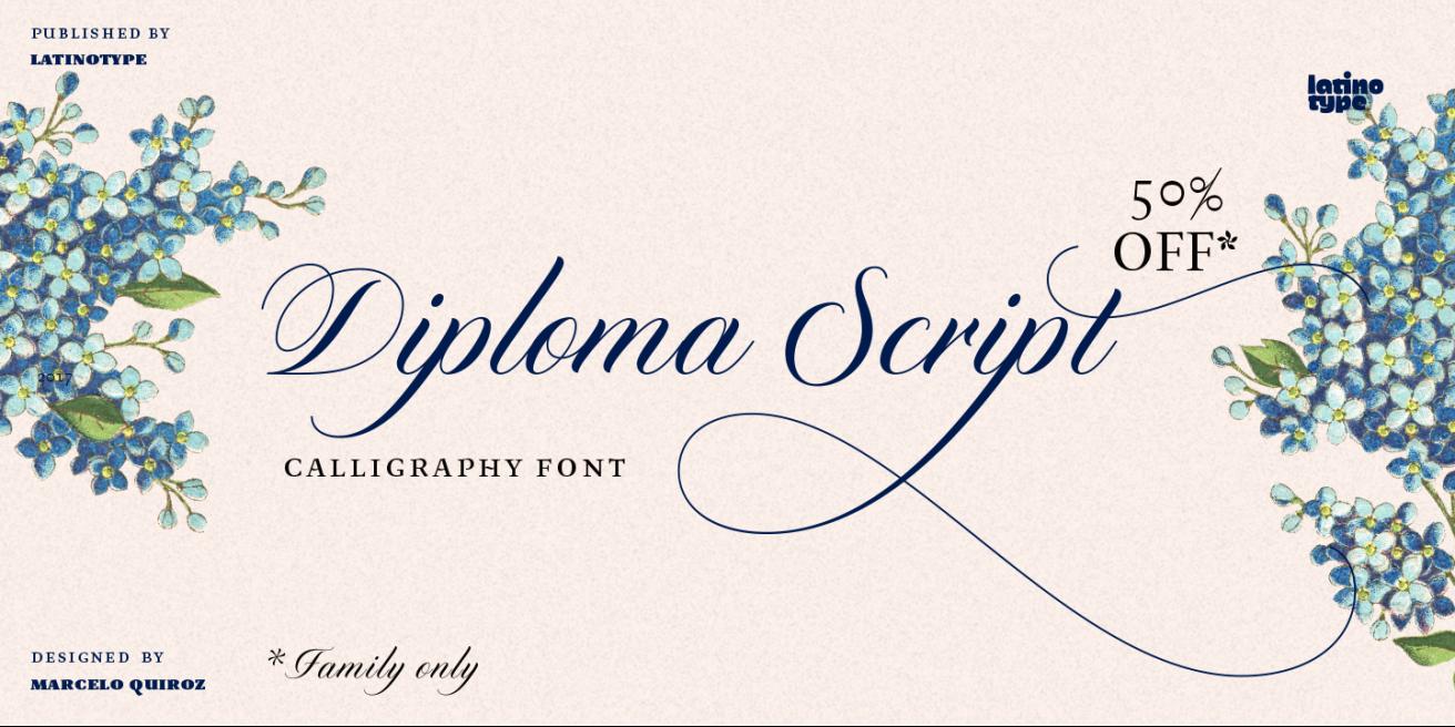 Diploma Script Poster