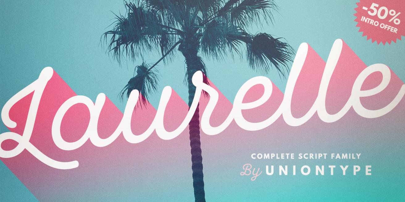 UT Laurelle Poster