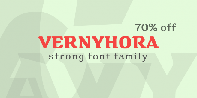 Vernyhora Poster