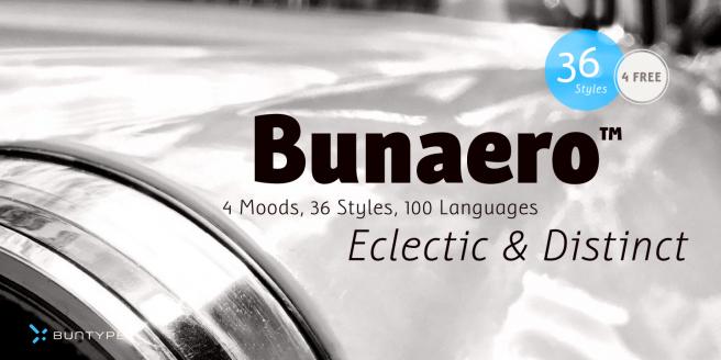 Bunaero Pro Poster