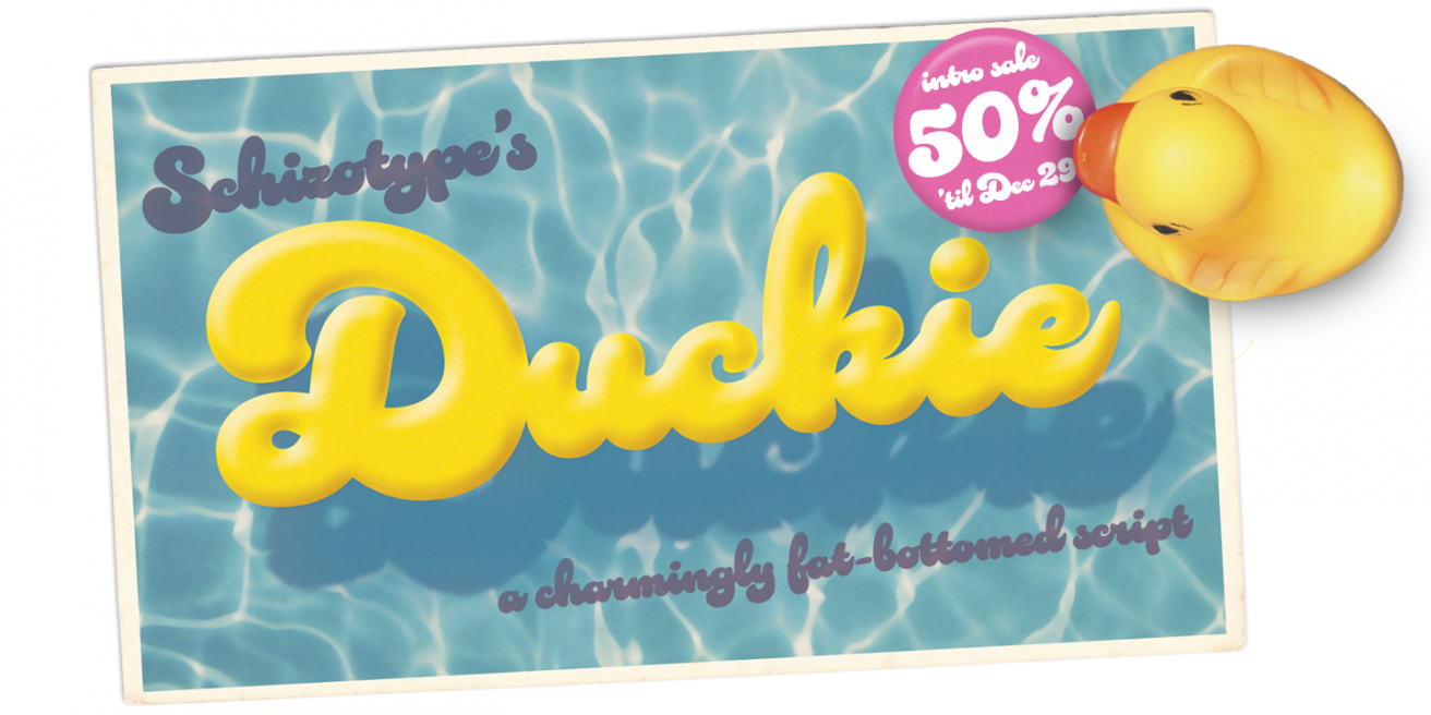 Duckie Poster