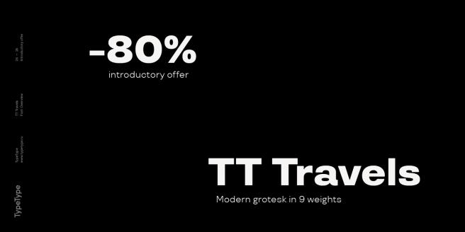 TT Travels Poster
