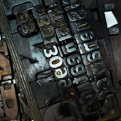 Six Fonts That Changed How We See the World