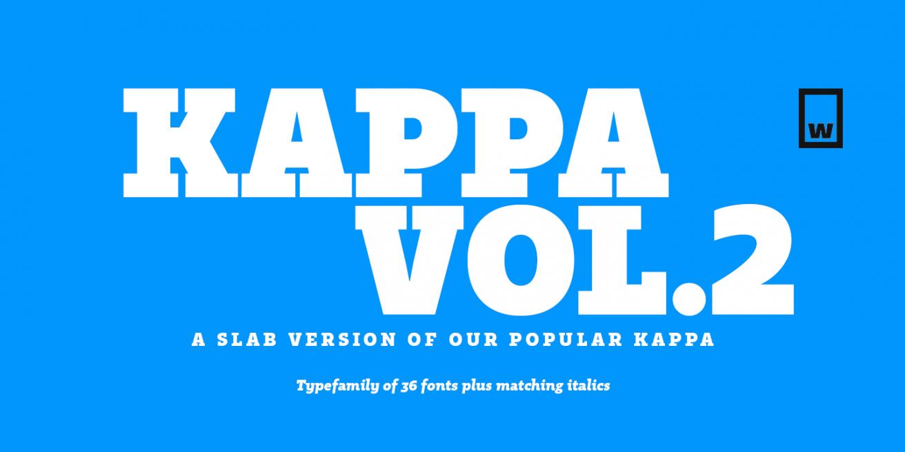 Kappa Vol. 2 Poster