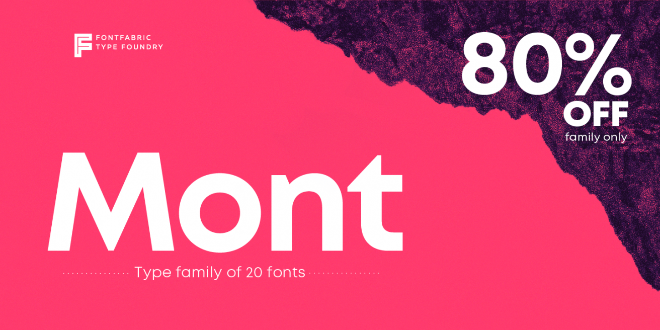 Mont Poster