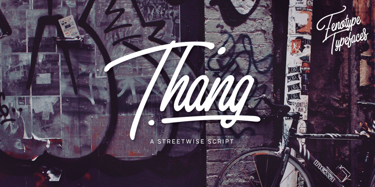 Thang Poster