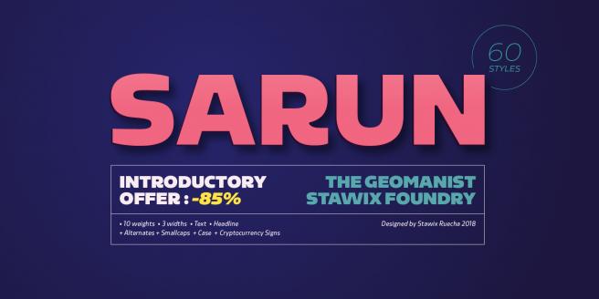 Sarun Poster