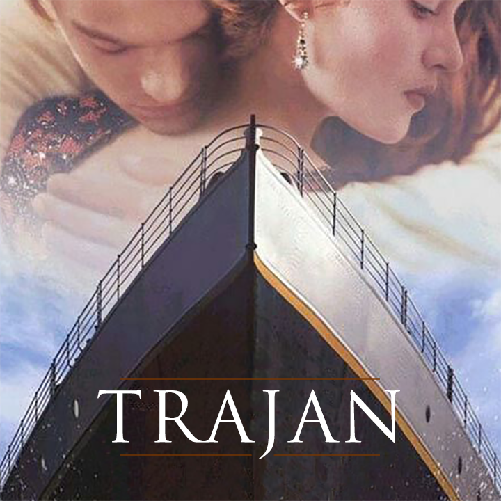 Trajan in Movie Posters