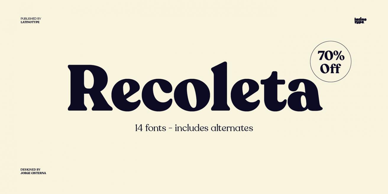 Recoleta Poster
