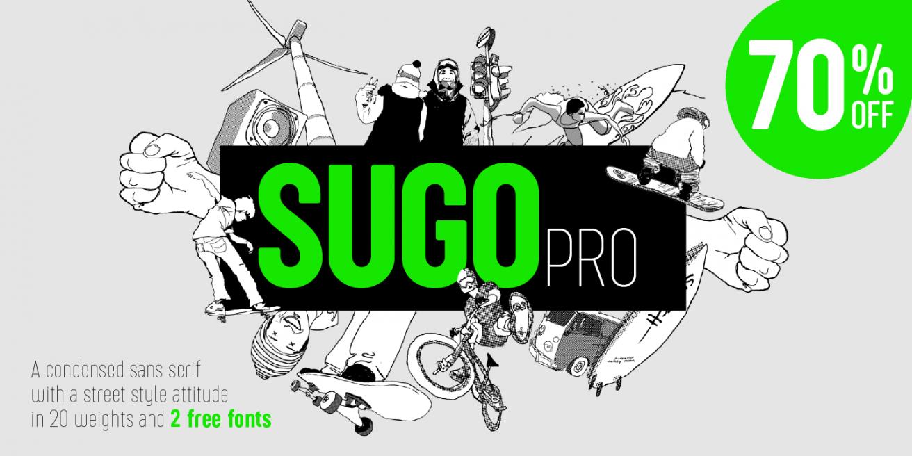Sugo Pro Poster