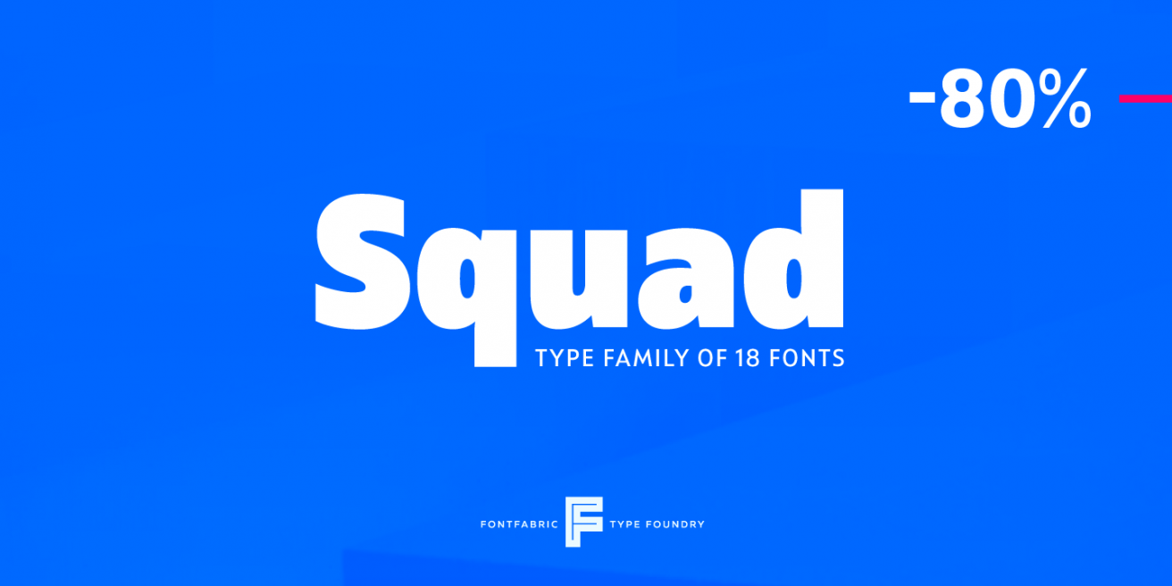 Squad Poster