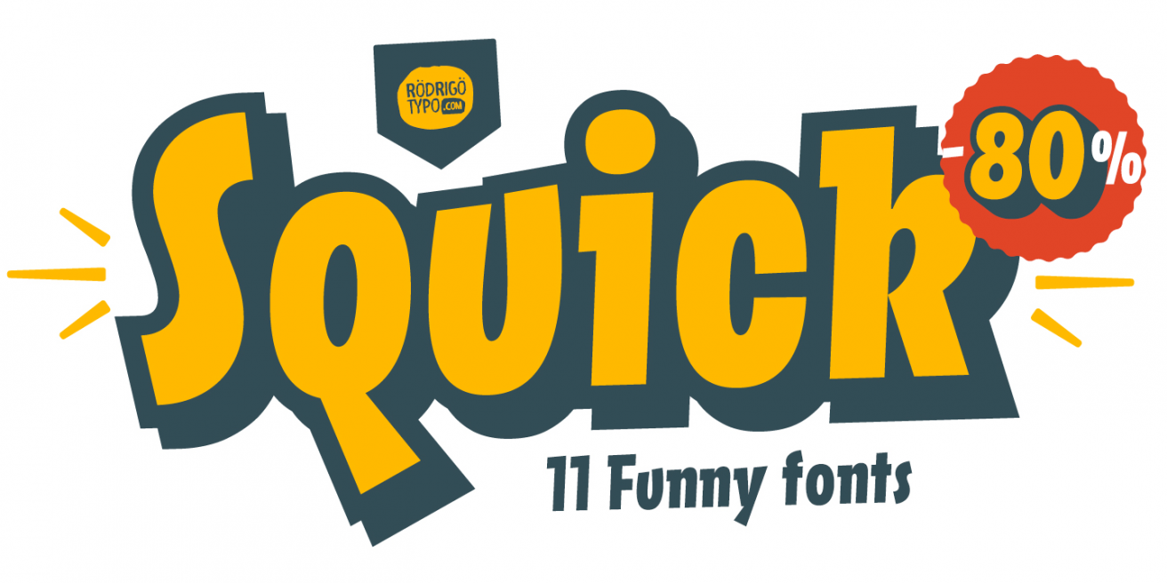 Squick Poster