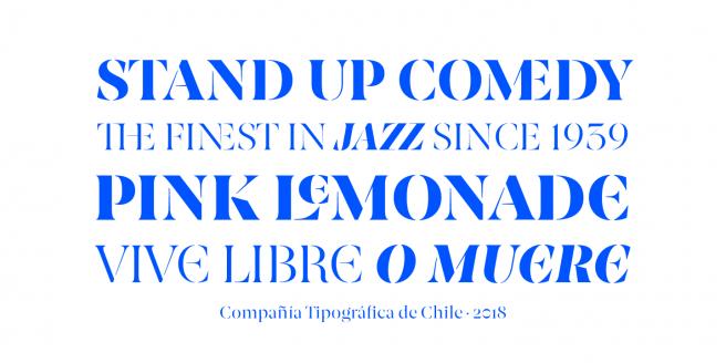 Joane Stencil Poster 2