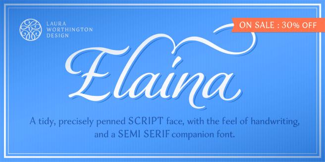 Elaina Poster