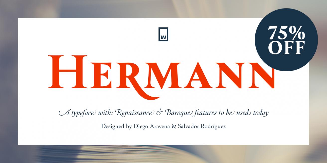 Hermann Poster