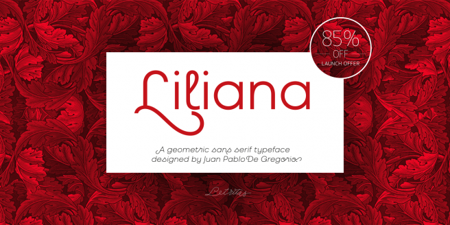 Liliana Poster