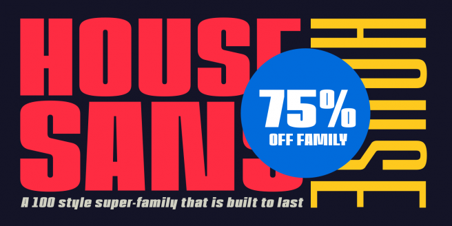 House Sans Poster