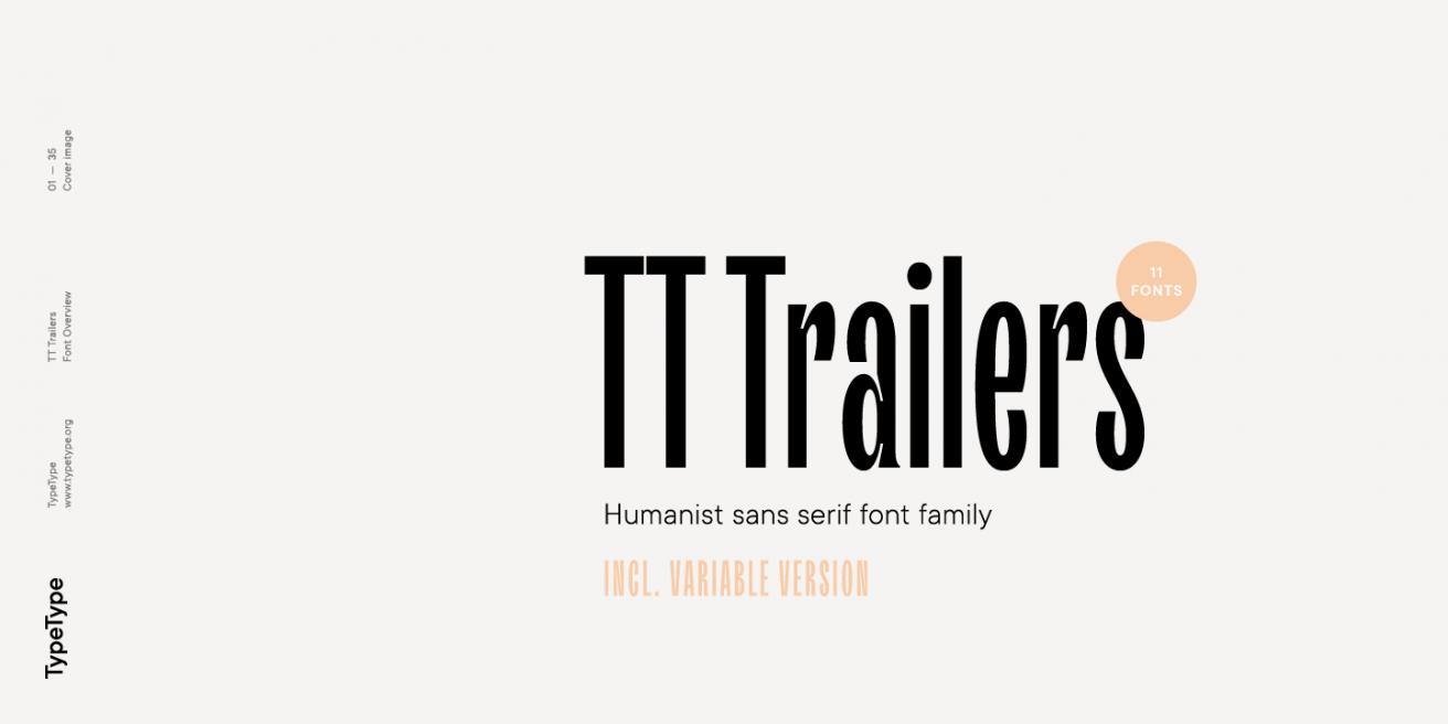 TT Trailers Poster
