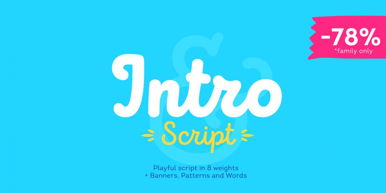 Intro Script Poster