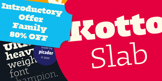 Kotto Slab Poster