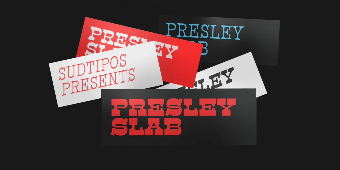 Presley Slab Poster