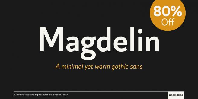 Magdelin Poster