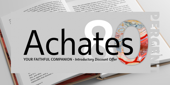 Achates Poster