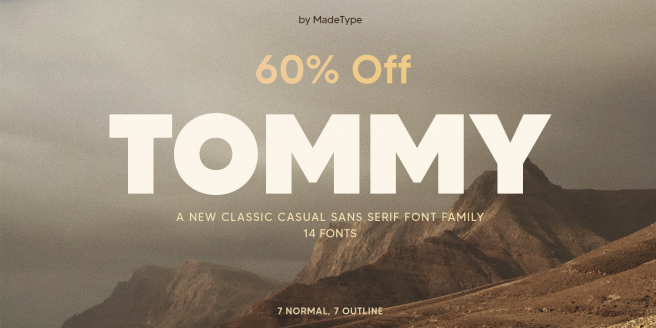 MADE TOMMY Poster