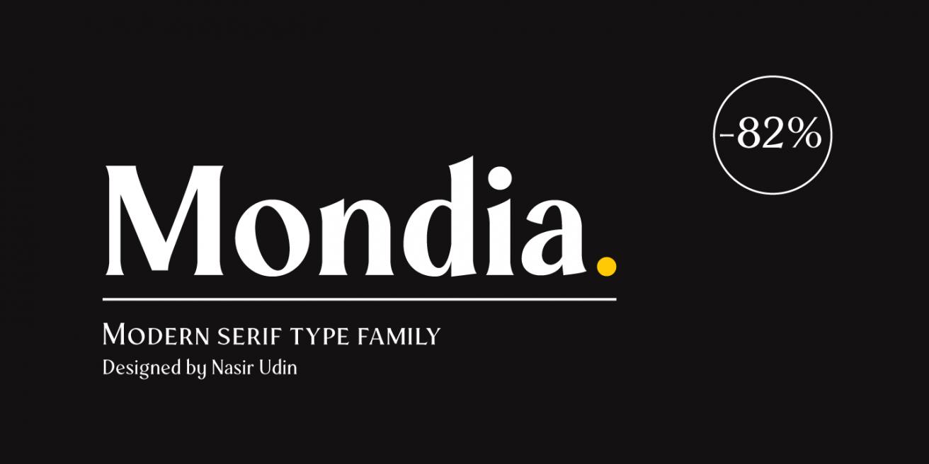 Mondia Poster