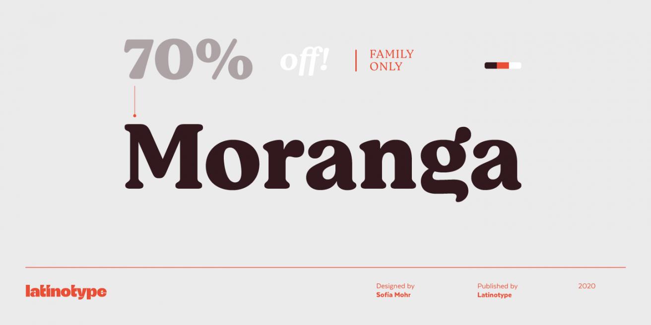 Moranga Poster