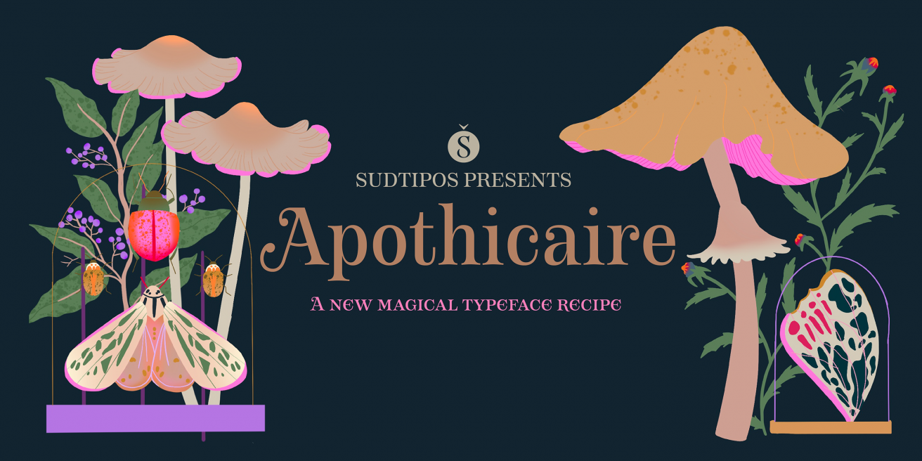 Apothicaire Poster