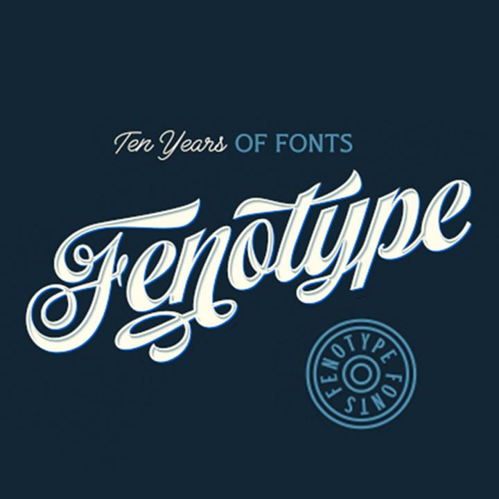 Ten Years: Fenotype & Fontspring