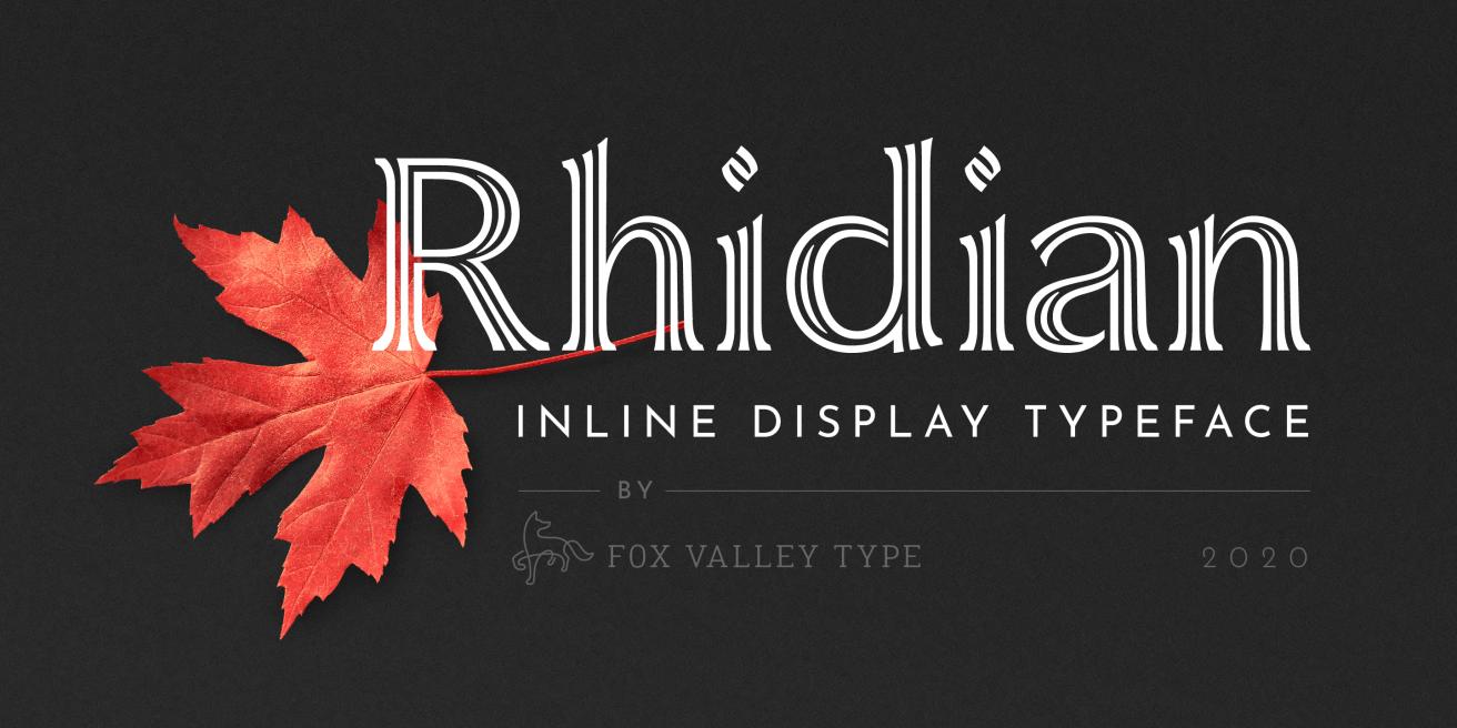 Rhidian Poster