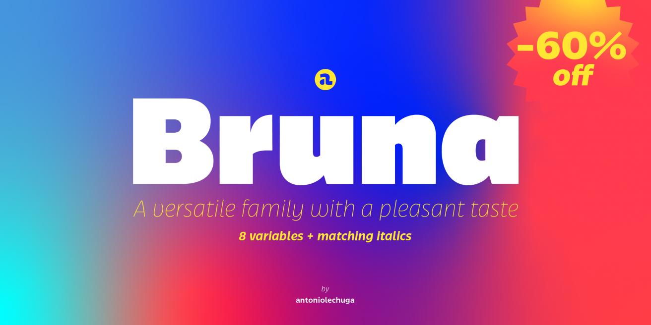 Bruna Poster