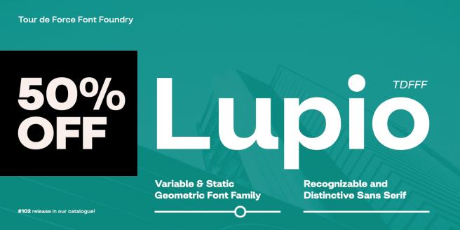 Lupio Poster