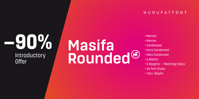 Masifa Rounded Poster