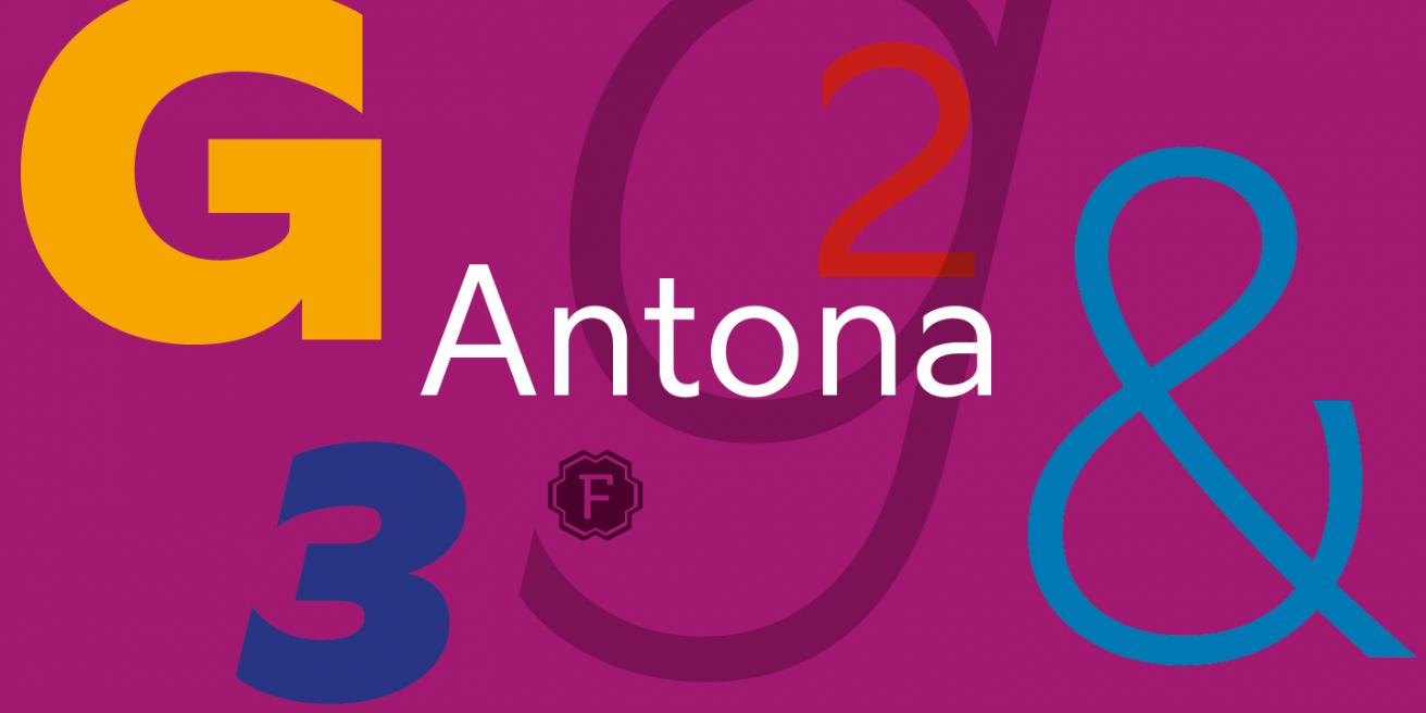 Antona Poster
