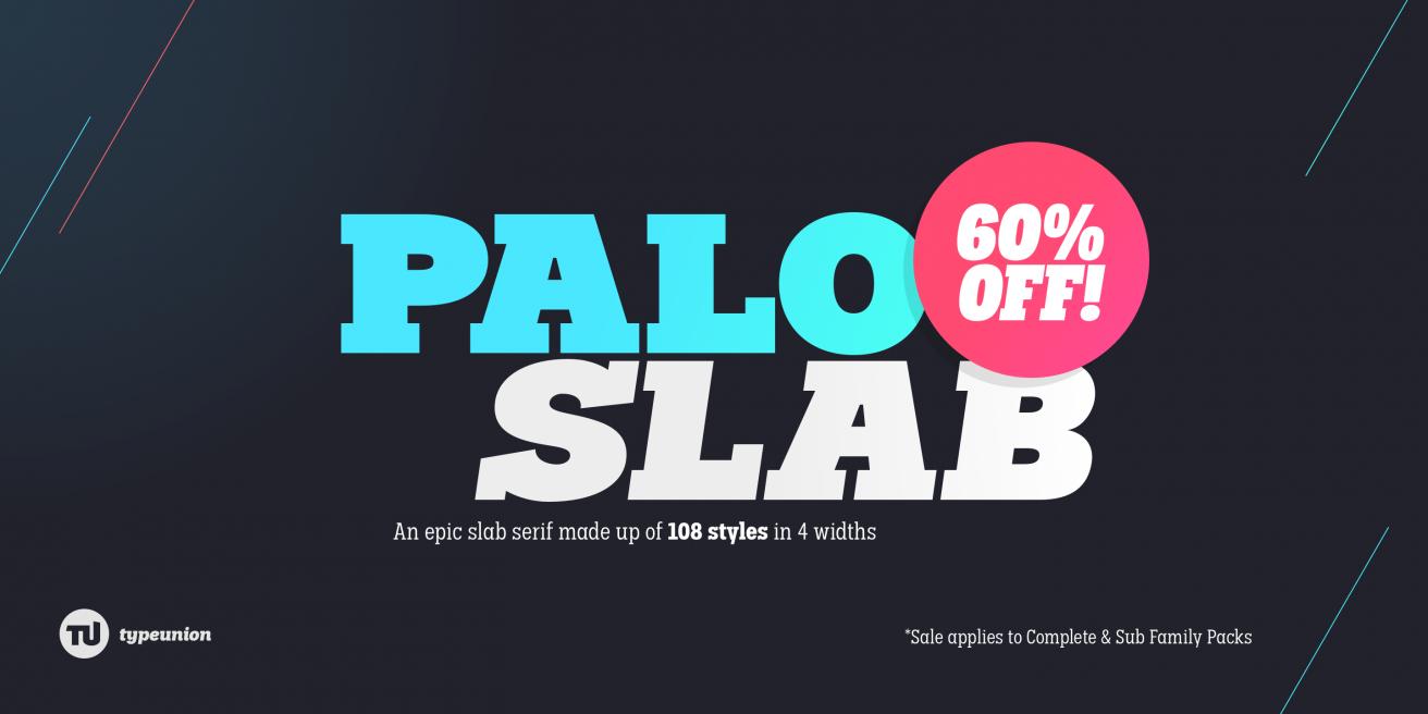 Palo Slab Poster