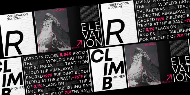 Mont Blanc Poster2