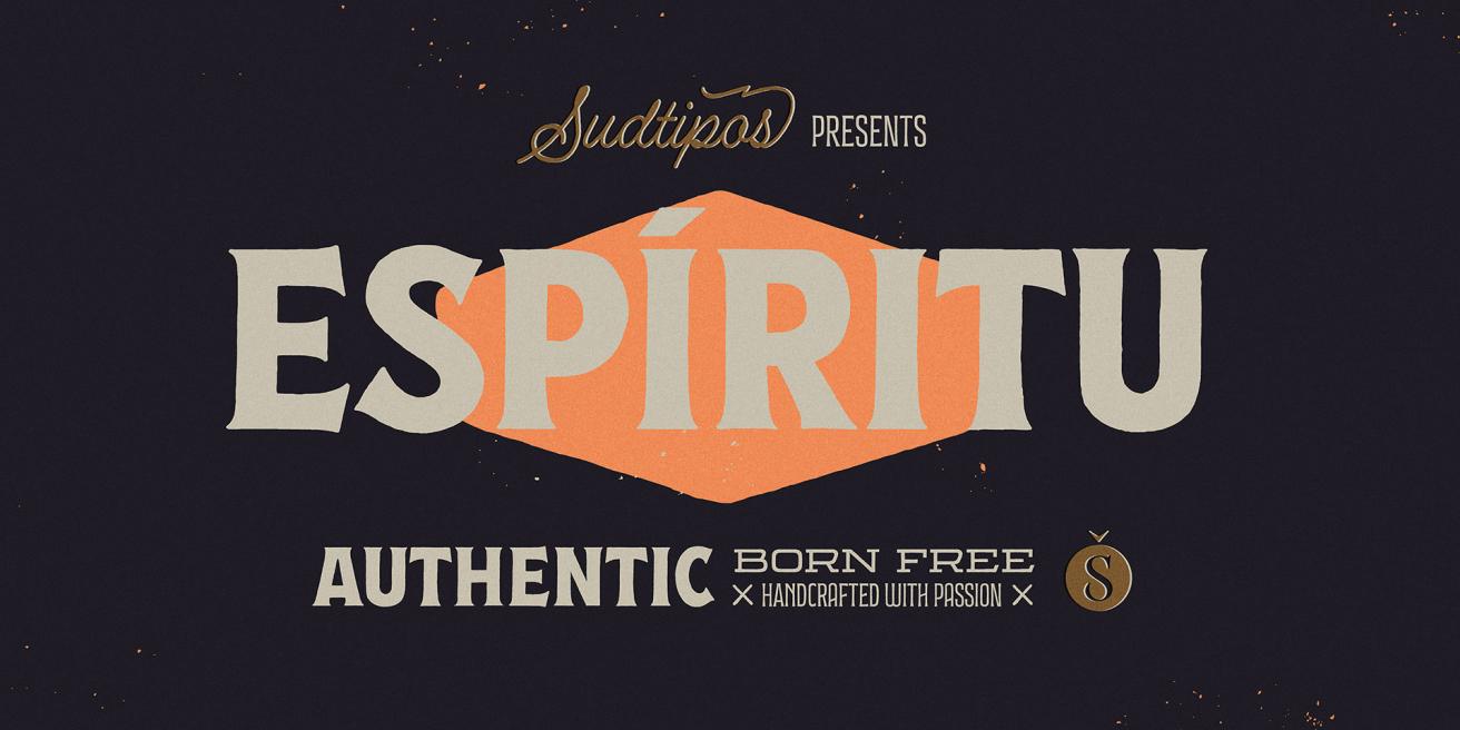 Espíritu Poster